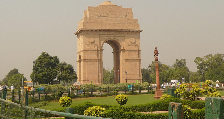 India Gate Delhi Timings Boating Height Entry Fee History Visit