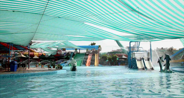 Just Chill Water Park Delhi (Entry Fee, Timings, Images, Location