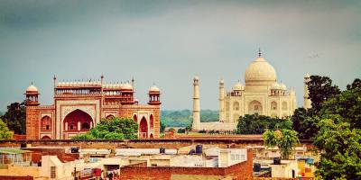 1 Day Delhi to Agra Tour by Private Cab
