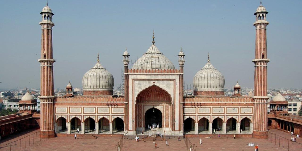 ผลการค้นหารูปภาพสำหรับ Jama Masjid