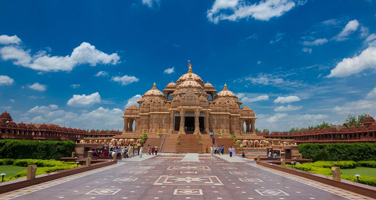 Akshardham temple delhi timings ticket price aarti entry fee click to enlarge image akshardham temple delhi tourism holidays closed altavistaventures Gallery