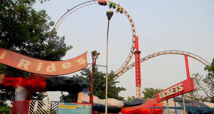 Delhi Rides Amusement Park (Entry Fee, Timings, Images ...