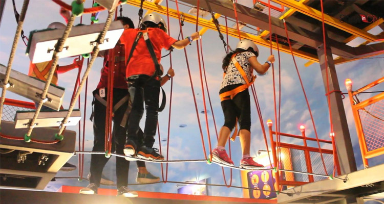 Entertainment City Noida (Entry Fee, Timings, Images ...